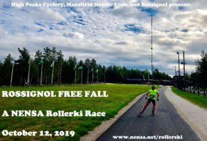 Rossignol Free Fall Poster